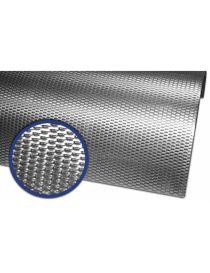 Protection thermique aluminium COOL IT Micro Louver 30.48 x 60.96cm, flexible et malléable / modelable