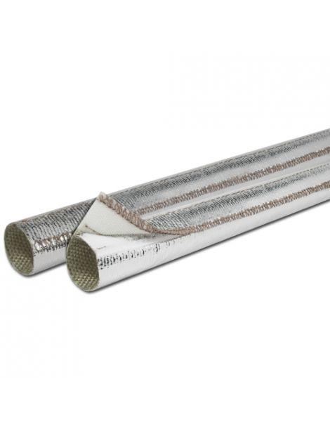Gaine de protection thermique COOL IT Express Sleeves (12.7 - 25.4mm x 3.65m) avec Velcro / Scratch pour durite et câble