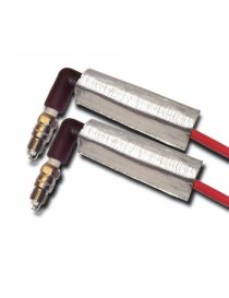 Kit 2 protections thermique COOL IT (6 x 15cm) pour fils de bougie