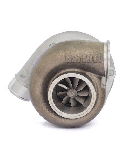 "Turbo GARRETT GTX2867R GEN2, carter échappement : A/R 0.72, collecteur V-Band, descente V-Band 3"", wastegate externe"