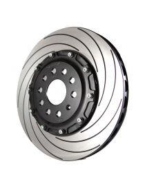 Disques de frein avant TAROX rainurés (courbé) 365x34mm pour AUDI RS4 Quattro (8EC, B7) 4.2 BNS 420cv 09/2005-06/2008