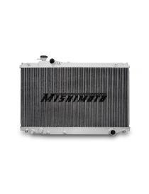 Radiateur eau aluminium MISHIMOTO pour TOYOTA Supra 3.0 Bi-Turbo 2JZ-GTE 330cv 05/1993-07/2002