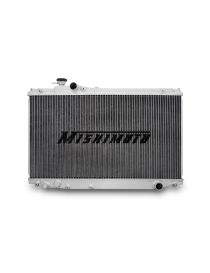 Radiateur eau aluminium MISHIMOTO X-Line pour TOYOTA Supra 3.0 Bi-Turbo 2JZ-GTE 330cv 05/1993-07/2002