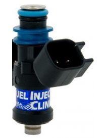 Injecteur Fuel Injector Clinic 850cc longueur 34mm diamètre : 11mm / 14mm connection EV6 (USCAR)