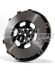 Volant moteur allégé acier CLUTCH MASTERS taillé dans la masse pour MITSUBISHI Lancer Evo 9 2.0 16V 4G63 Turbo 280cv 01/2006-