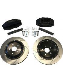 CHEVROLET CAMARO SS 6.2 V8 LS3 432cv 2010-2015 Kit freins arrières Hispec RX132 380x28mm sans plaquettes,durites,frein à main