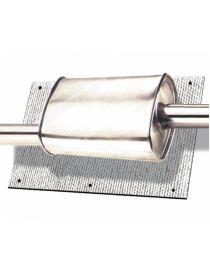 Protection thermique mylar COOL IT 61 x 102cm pour silencieux / catalyseur (400°C)