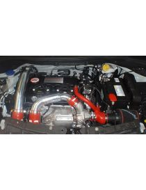 PEUGEOT 208 GTi 1.6 THP EP6CDTX 100cv 08/2012- Kit tubulure (alu + silicone) FORGE pour turbo (piping)