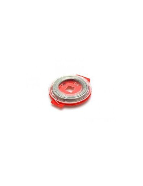 Fil à freiner inox diamètre 0.8mm, longueur 30m