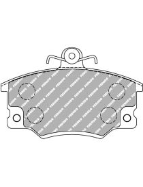 Plaquettes de frein FERODO DS2500 référence FCP370H (le jeu)