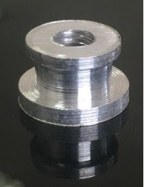 M6x150 Insert aluminium à souder femelle