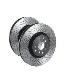 Disques de frein avant TAROX rainurés 338x26mm pour BMW 135i (E82) 3.0 24V N54B30 N55B30 10/2007-10/2013