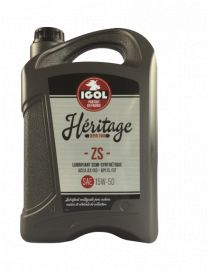 Huile moteur IGOL Heritage ZS 15W50 - Bidon 2L