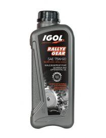 IGOL Rallye Gear 75W90 Huile de boîte de vitesses et autobloquants - Bidon 1L