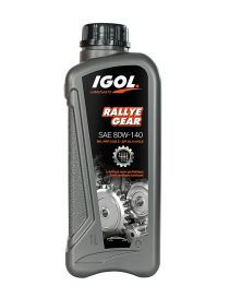 IGOL Rallye Gear 80W140 Huile de pont, autobloquant - Bidon 1L