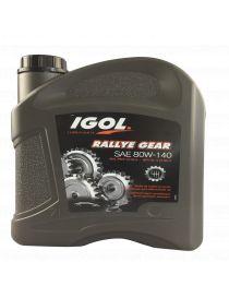 IGOL Rallye Gear 80W140 Huile de pont, autobloquant - Bidon 2L