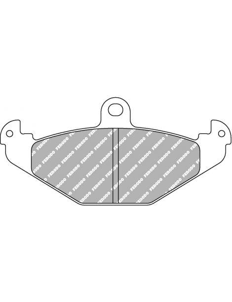 Plaquettes de frein FERODO DS3000 référence FCP1560R (le jeu)