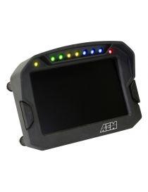 Dashboard AEM CD-5 Carbon, avec enregistrement, avec GPS