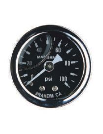 Manomètre pression essence glycérine (15 PSI)