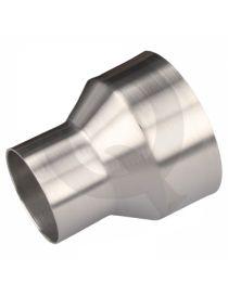 102-76mm - Réducteur aluminium, longueur 80mm
