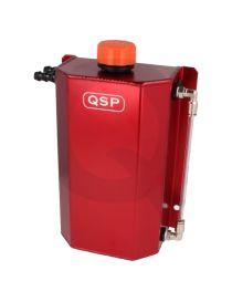 Récupérateur d'huile / Catchtank (2 litres) en aluminium anodisé rouge