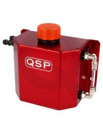 Récupérateur d'huile / Catchtank (1 litre) en aluminium anodisé rouge