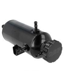 Vase d'expansion d'eau / Catchtank (0.75 litre) en aluminium anodisé noir