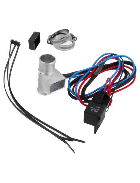 Kit contrôleur réglable de déclenchement (70 à 120°C) pour ventilateur NSB/SPAL