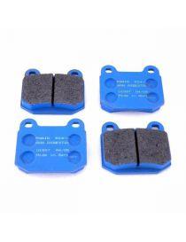 Plaquettes de frein PAGID Bleu RS4-2 référence 1PFPA158 (le jeu)