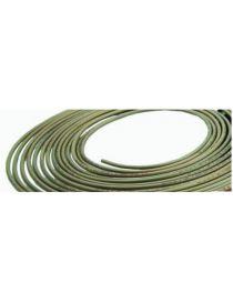 Tube alliage cuivre/nickel diamètre 4.75mm, longueur 25M pour circuit de frein et d'embrayage