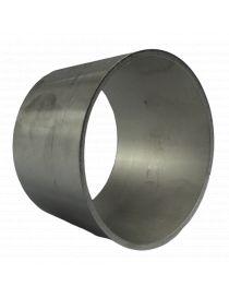 Réducteur inox conique symétrique diamètre 60.3-48.3mm longueur 36mm