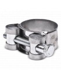 29-31mm - Collier renforcé en inox AISI 304