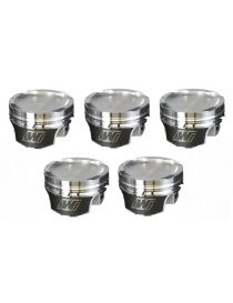 Kit 5 pistons forgés WISECO RV 8.5:1 (montage turbo) pour VOLKSWAGEN New Beetle V5 2.3 20V AQN 170cv 10/2000-09/2010