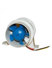 Ventilateur de désembuage 12V diamètre 76mm