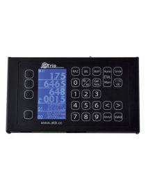 Tripmaster ATB e-Trip avec indicateur déporté et télécommande