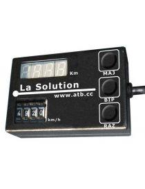 """Cadenceur """"La Solution"""" pour tripmaster ATB"""