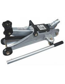 Cric hydraulique 1.5T - Hauteur de levage : 130 à 325mm - Poids : 8.25kg