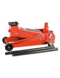 Cric hydraulique 2T - Hauteur de levage : 140 à 483mm - Poids : 29kg