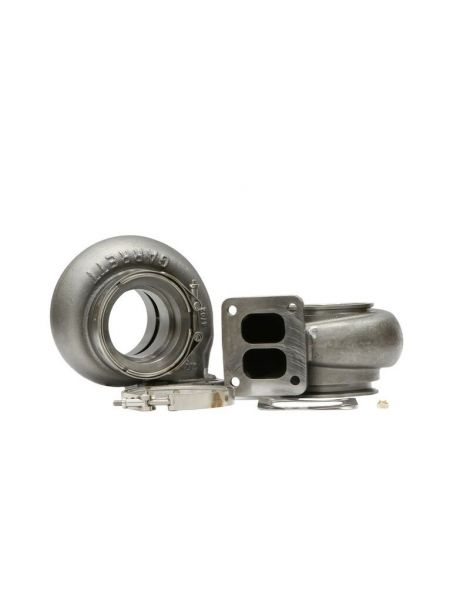 "Collecteur: T4 twinscroll, Descente: V-band 4"", A/R 1.01 wastegate externe Carter échappement GARRETT GT45/GTX45"