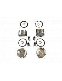 Kit 4 pistons forgés Diamond Pistons 9.5:1 pour AUDI SEAT VOLKSWAGEN 2.0 TFSI EA113 EA888