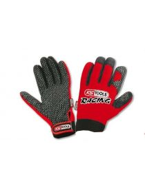 Gants protection Racing KS TOOLS à picots (LA PAIRE)
