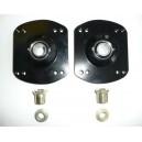 Coupelles amortisseurs fixes CITROEN SAXO PH2 / PEUGEOT 106 FIN PHASE 1/PHASE 2 (LA PAIRE)
