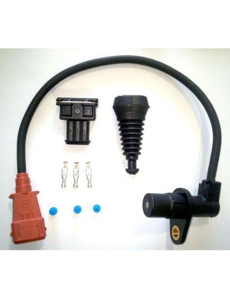 Capteur regime inductif type PSA PEUGEOT CITROEN avec connecteur / prise