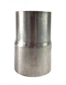 76.1 - 70mm - Réducteur inox femelle 2 étages