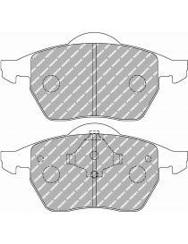Plaquettes de frein FERODO DS2500 référence FCP590H (le jeu)