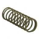 Ressort YELLOW Tial pour dump valve Q/QR: -0.76 bar (-11 PSI)