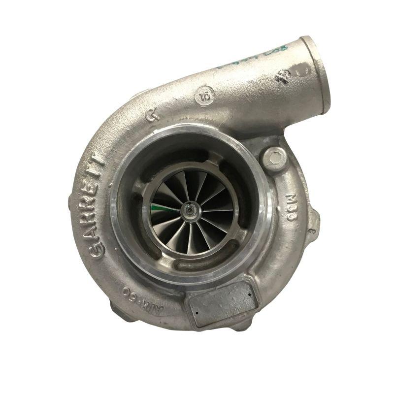 Garrett Releases Line Of Gtw Turbo Turbochargers: GTX3076R Turbocharger GARRETT Sur Roulements à Billes