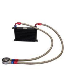 Kit radiateur huile matrice 235mm 25 rangées BREEZY DASH10, plaque standard MOCAL