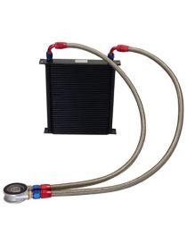Kit radiateur huile matrice 235mm 44 rangées BREEZY DASH10, plaque standard MOCAL