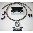 Matrice 115mm 13 rangées Kit radiateur huile avec plaque standard MOCAL DASH10